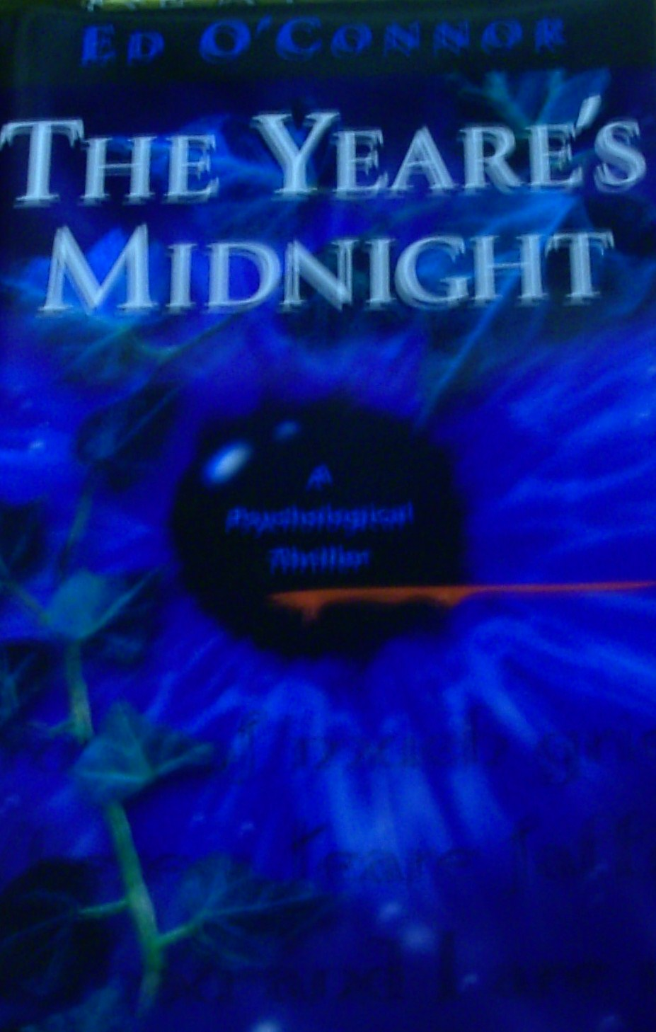 Image for The Yeare's Midnight [ an Unread Signed 1st Printing plus proof jacket and Postcard ]