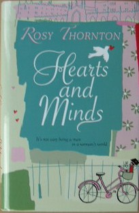 Image for Hearts and Minds [ Signed Lined Dated Located , an Unread Fine 1st Printing ]