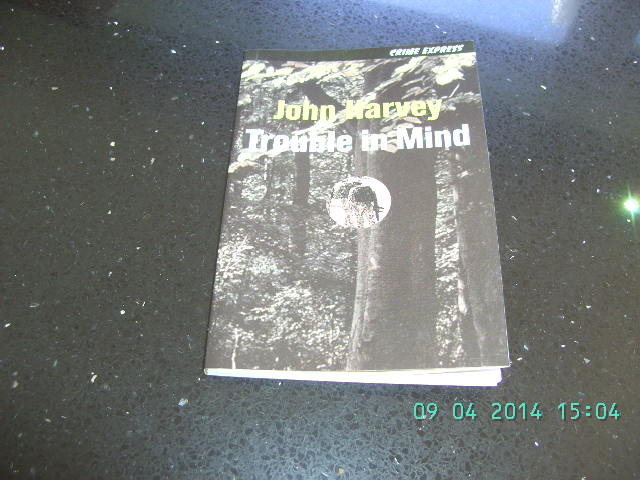 Image for Trouble In Mind Unread Signed First Edition