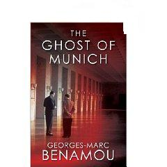 Image for The Ghost Of Munich [ First Edition First Printing Very Fine Copy ]