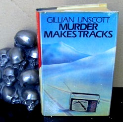 Image for Murder Makes Tracks [ First printing ]