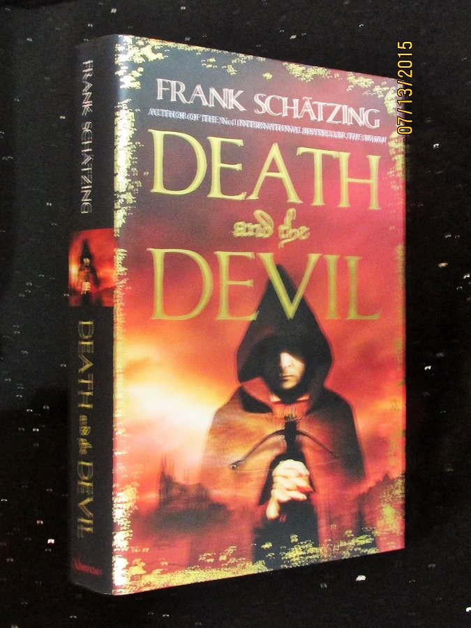 Image for Death and the Devil [ an Unread fine 1st printing]