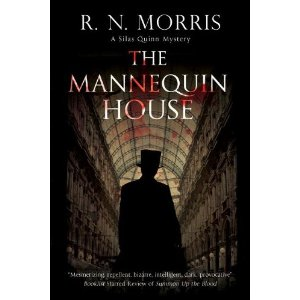 Image for The Mannequin House Unread  Fine First  Edition Hardback in Dustjacket