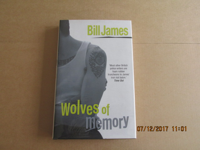 Image for Wolves of Memory an Unread First Printing