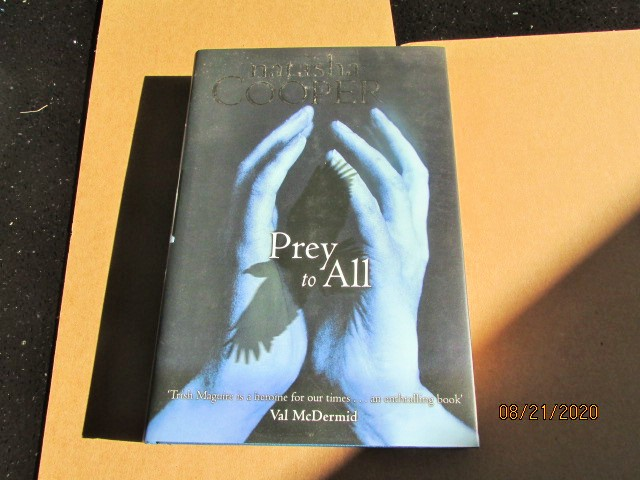 Image for Prey To All Signed First Edition Hardback in Dustjacket