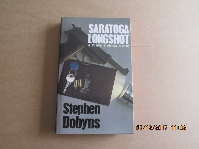 Image for Saratoga Longshot [ an Unrtead First Printing ]