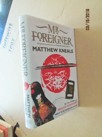 Image for Mr Foreigner First Printing Under This Title
