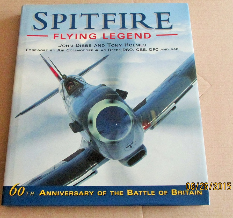 Image for Spitfire : Flying Legend: The Fighter and 'the Few'