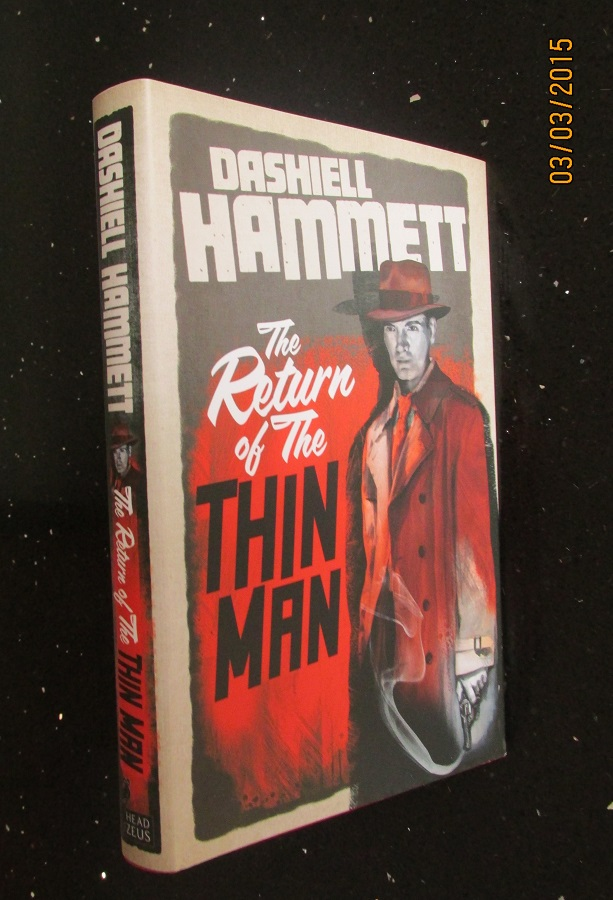 Image for The Return of the Thin Man Unread Fine First Edition Hardback in Dustjacket