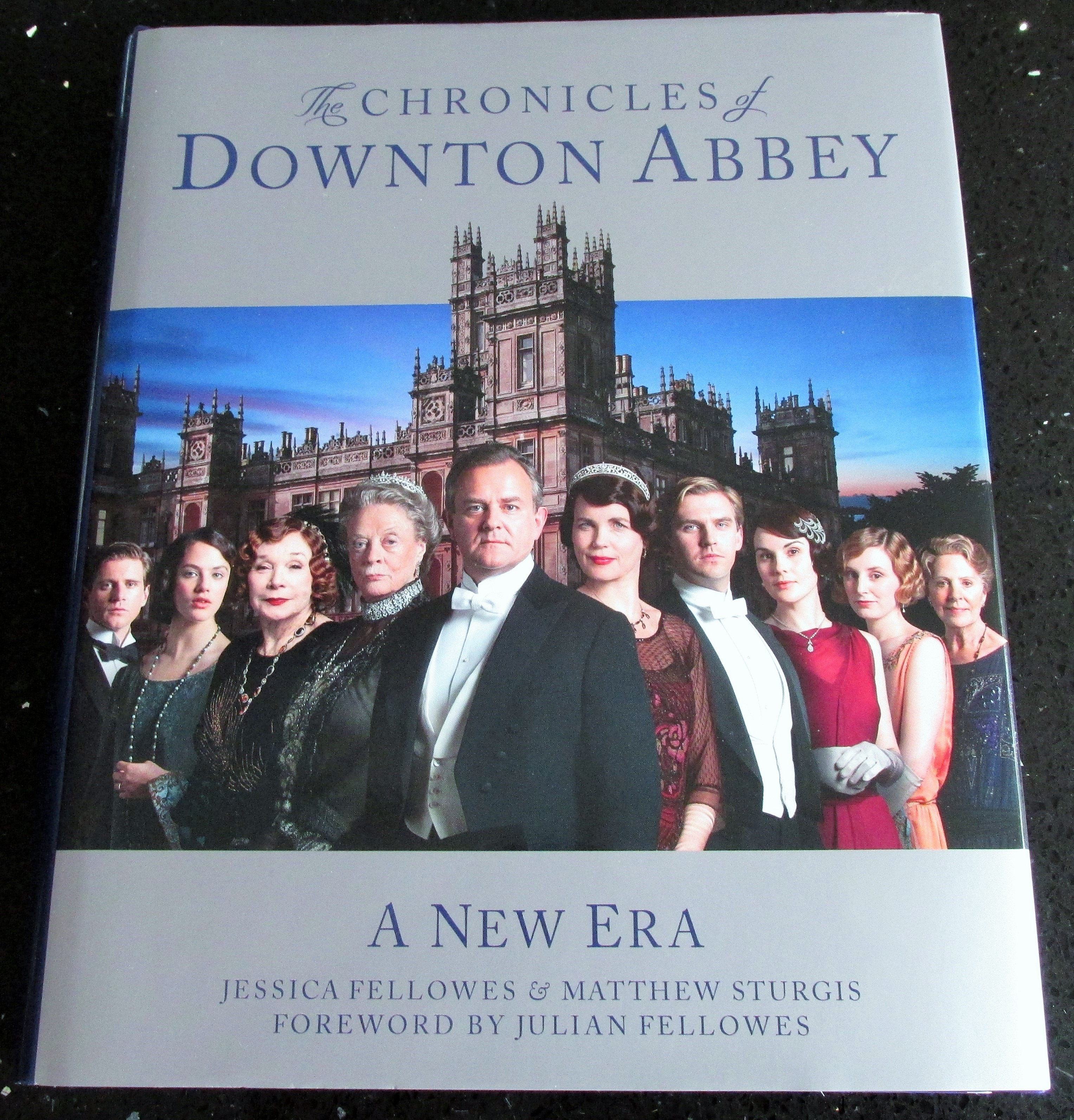 Image for The Chronicles of Downton Abbey A New Era