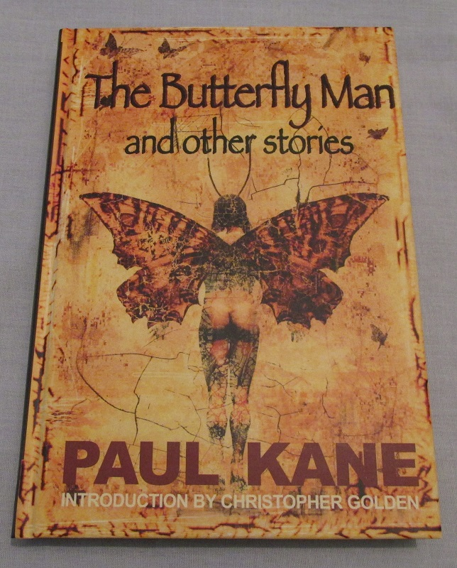 Image for The Butterfly Man and Other Stories [ an Unread Fine First Printing ]