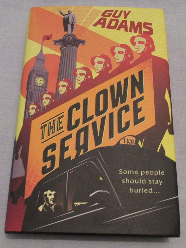 Image for The Clown Service Unread Fine First Printing