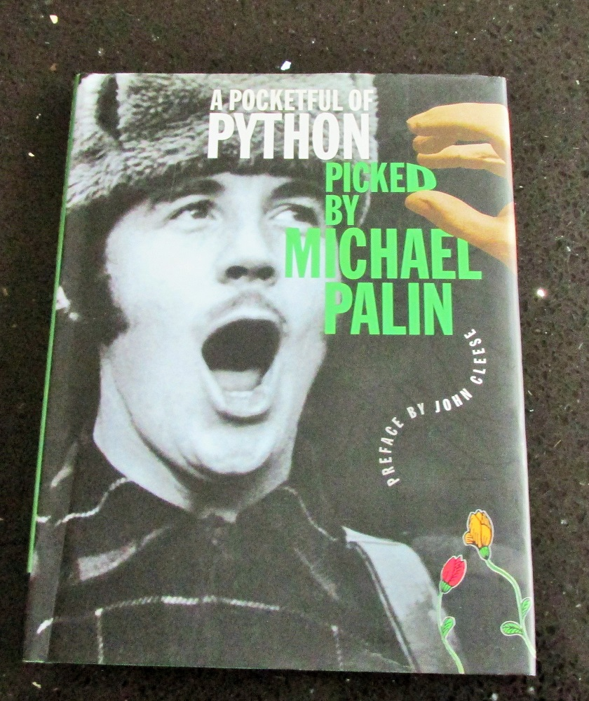 Image for A Pocketful of Python: Vol 4 Preface By John Cleese First Edition