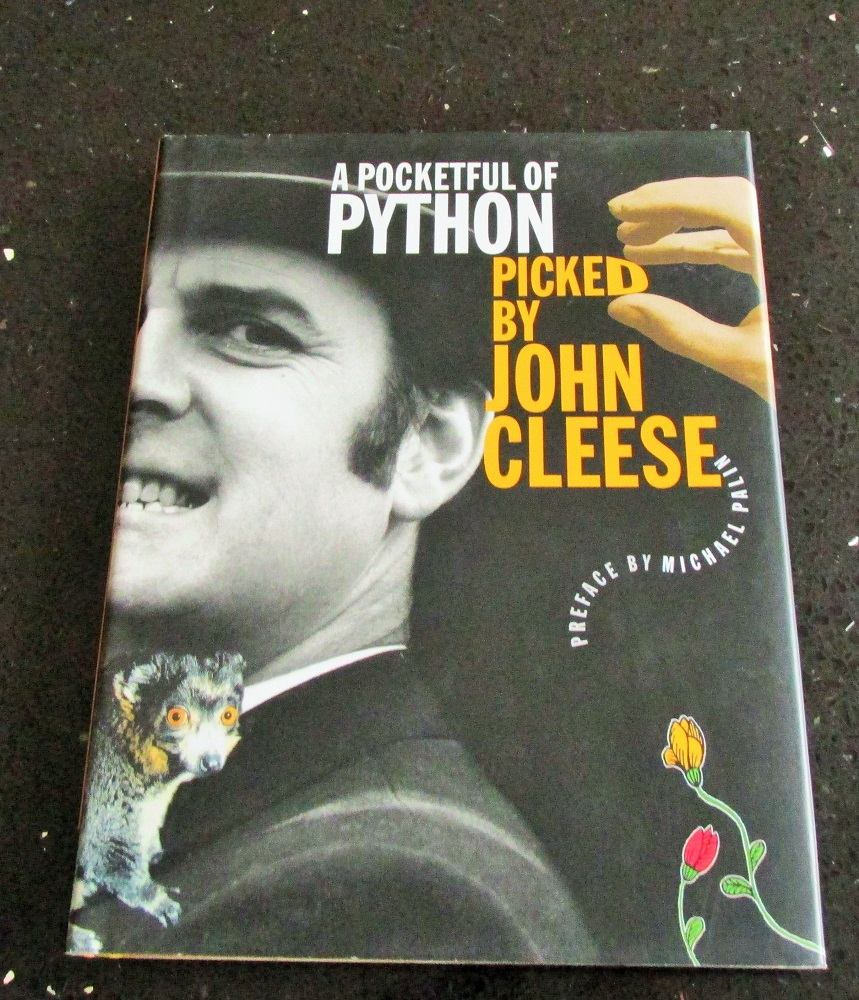 Image for A Pocketful of Python Vol 2 Preface By Michael Palin first Edition
