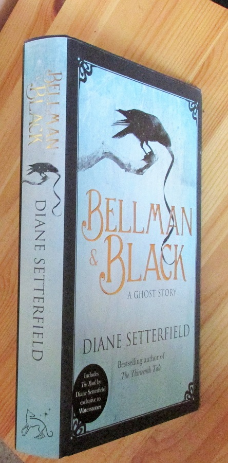 Image for Bellman and Black [ a Fine First Printing with Extra Story ]