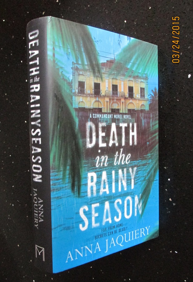 Image for Death in the Rainy Season First Printing