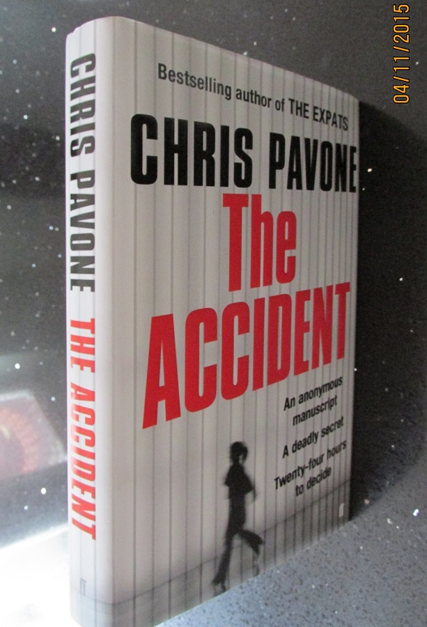 Image for The Accident Unread Fine First Printing