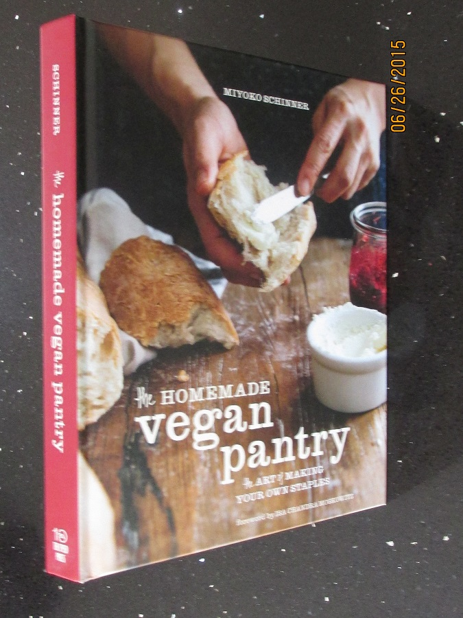 Image for The Homemade Vegan Pantry The Art of Making Your Own Staples  [ an Unread Fine First Printing ]