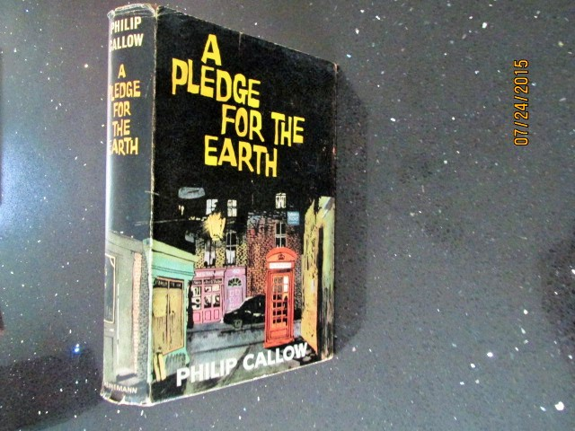 Image for A Pledge for the Earth [ 1960 1st Printing ]