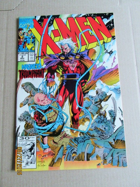 Image for X-Men Vol 1 No 2 [ a Fine Copy ]