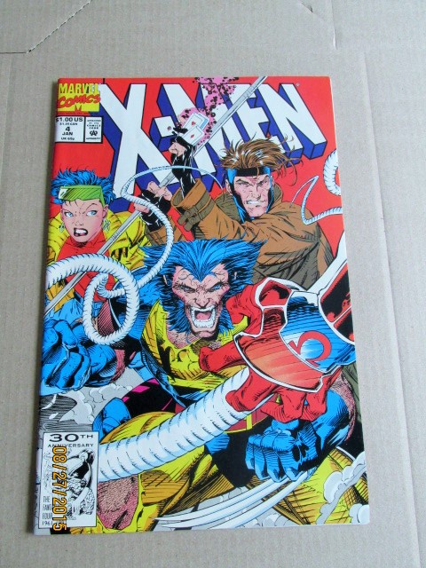Image for X-Men Vol 1 No 4 [ a Fine Copy ]