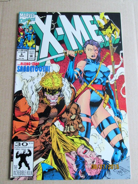 Image for X-Men Vol 1 No 6 [ a Fine Copy ]