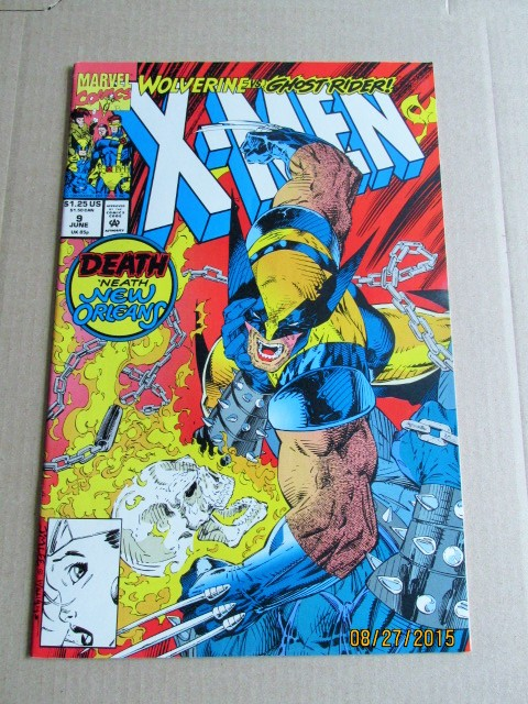 Image for X-Men Vol 1 No 9 [ a Fine Copy ]