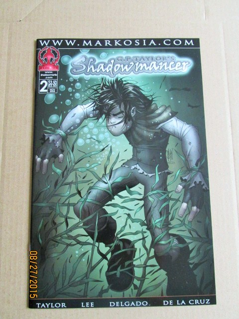 Image for Shadowmancer Vol 1 No 2 Unread  Fine Copy