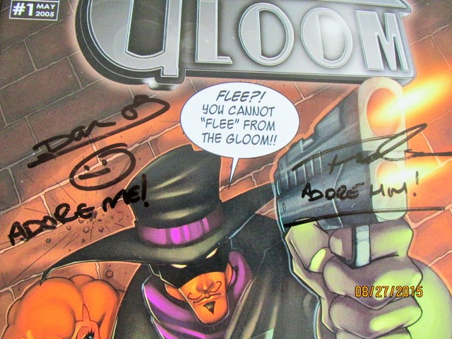 Image for The Gloom Issue 1 May 2005  Signed By  Both Author and Illustrator ]
