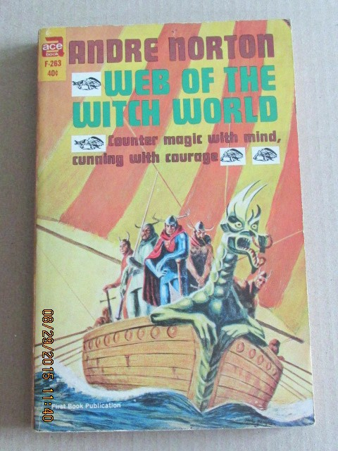 Image for Web of the Witch World ACE Paperback Original