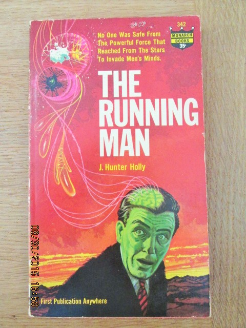 Image for The Running Man World First Publication