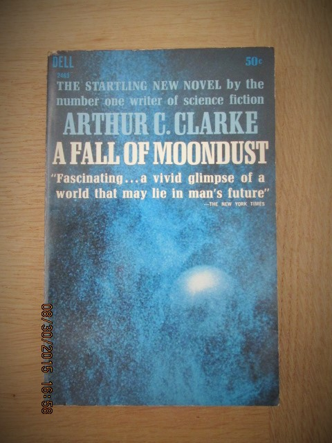 Image for A Fall of Moondust First Printing