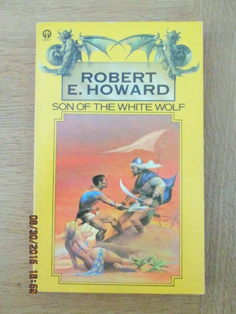 Image for Son of the White Wolf First Printing
