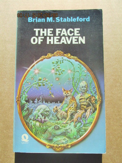 Image for The Face of Heaven 1st Printing