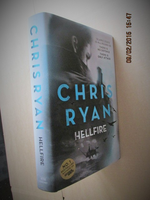Image for Hellfire an Unread Fine First Edition Hardback in Dustjacket