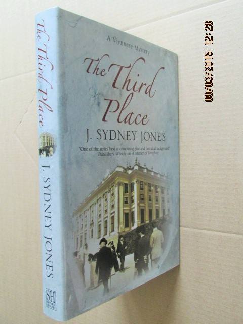 Image for The Third Place a Viennese Mystery Unread Fine First Edition Hardback in Dustjacket