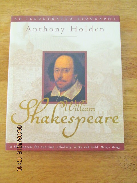 Image for William Shakespeare: An Illustrated Biography [ a Fine Unread First Printing ]