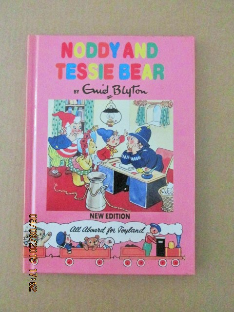 Image for Noddy and Tessie Bear Noddy Library New Edition Book 12  a Mint Unread Copy