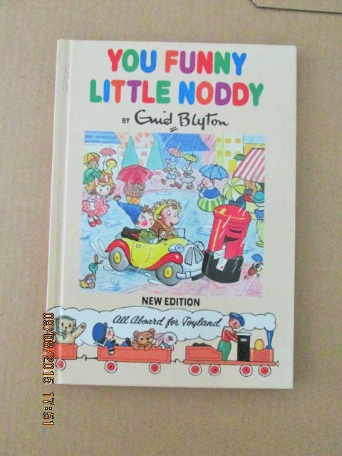 Image for You Funny Little Noddy (Noddy Library New Edition Book 10 ) a Mint Unread Copy