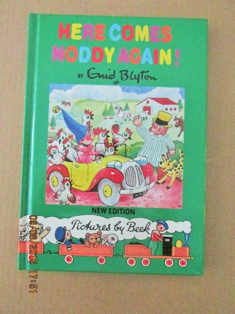 Image for Here Comes Noddy Again Noddy Library New Edition Book 4 a Mint Unread Copy