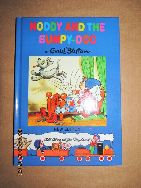 Image for Noddy and the Bumpy-Dog Noddy Library New Edition Book 14 a Mint Unread Copy