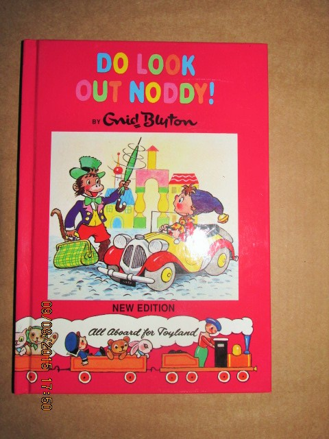 Image for Do Look Out Noddy Noddy Library New Edition Book 15 a Mint Unread Copy