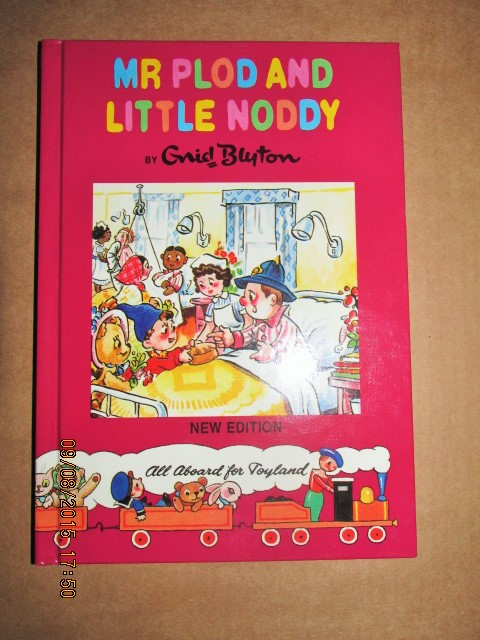 Image for Mr Plod and Little Noddy Noddy Library New Edition Book 22 a Mint Unread Copy
