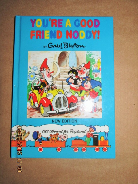Image for You're a Good Friend Noddy Noddy Library New Edition Book 16 a Mint Unread Copy