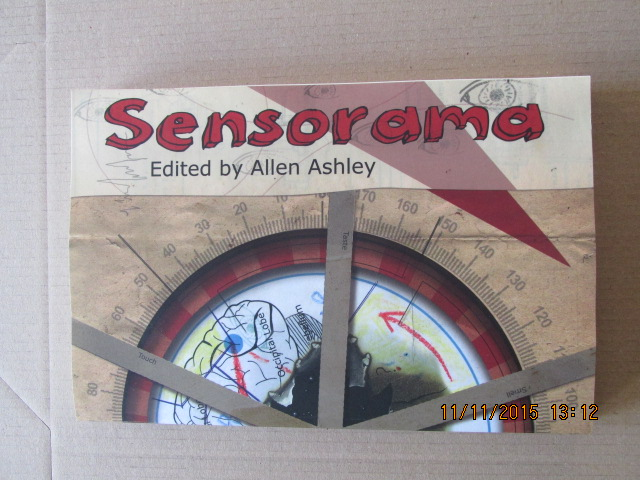 Image for Sensorama [ a Fine Unread Signed First Printing ]