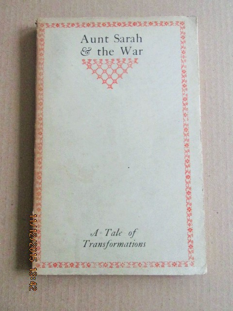 Image for Aunt Sarah and the War  [ 1916 13th Printing ]