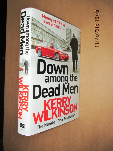 Image for Down Among the Dead Men Unread Fine First Printing
