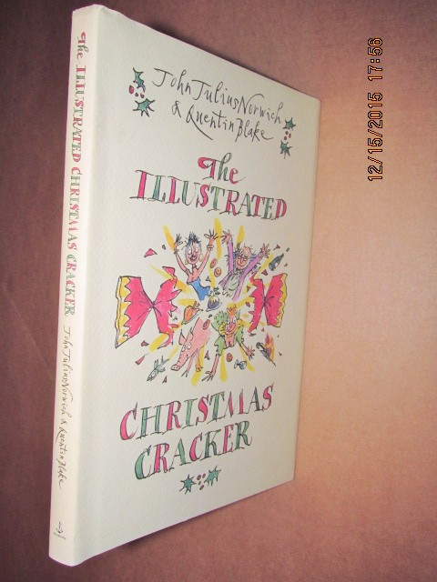 Image for The Illustrated Christmas Cracker 2002 First Edition Hardback in Dustjacket