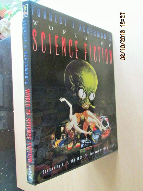 Image for Forrest J Ackerman's World of Science Fiction Fine First Printing