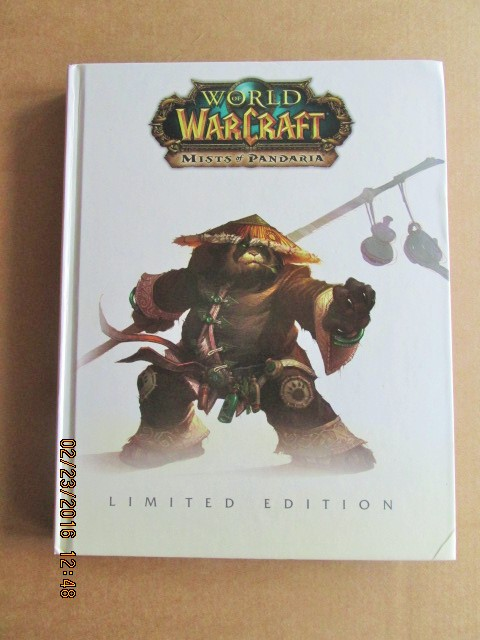 Image for World of Warcraft Limited Edition  Mists of Pandaria Official Strategy Guide